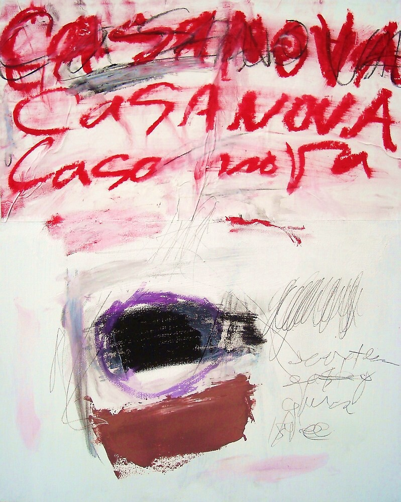 Casanova by Alan Taylor Jeffries