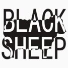 Black Sheep by nimbusnought