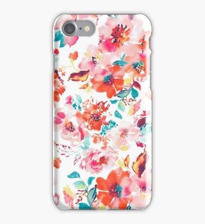 Dancing Blooms iPhone Case/Skin