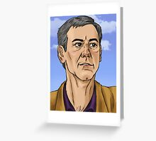 Lestrade Greeting Card