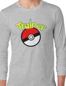 Trainer Long Sleeve T-Shirt