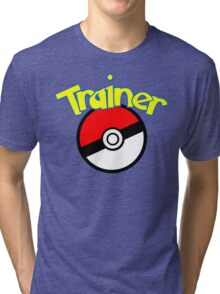 Trainer Tri-blend T-Shirt