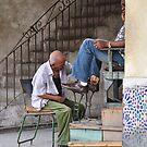Shoeshine by Kasia Nowak