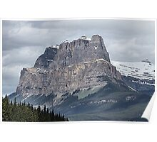 So Majestic - Castle Mountain Poster