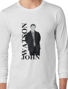 John Watson Long Sleeve T-Shirt