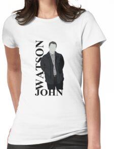 John Watson Womens Fitted T-Shirt