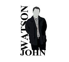 John Watson Photographic Print