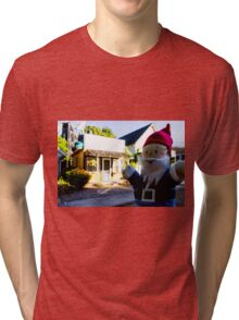 Town Gnome Tri-blend T-Shirt