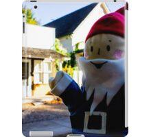 Town Gnome iPad Case/Skin