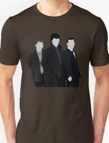 Sherlock,John and Jim T-Shirt