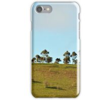 Dotted Horizon iPhone Case/Skin