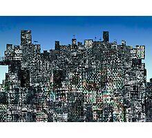 Metropolis XX  Photographic Print