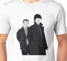 Sherlock and John Unisex T-Shirt