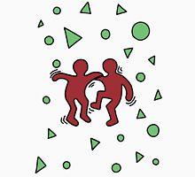 Keith Haring Inspired Unisex T-Shirt