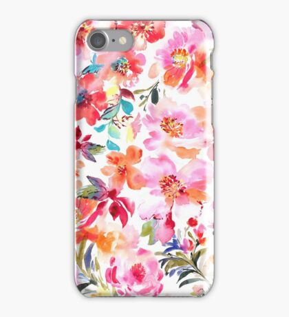 Spring Floral iPhone Case/Skin