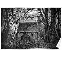 The Church In The Woods Poster