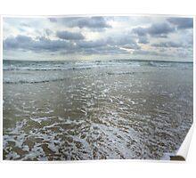 Glistening Sea... Poster
