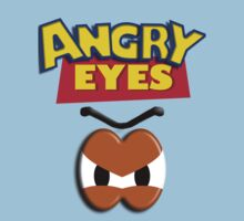 Angry Eyes by Jessica Powell