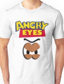 Angry Eyes Unisex T-Shirt