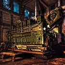 Ship-Engine by MarkusWill