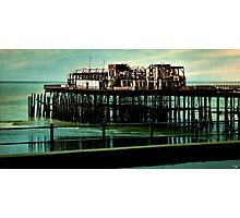 Hastings Pier Photographic Print