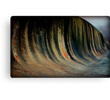 Wave Rock,  Western Australia Canvas Print