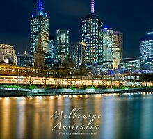 Melbourne by Austscapes