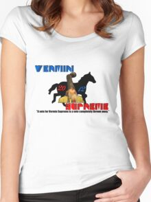 Vermin Supreme Women's Fitted Scoop T-Shirt