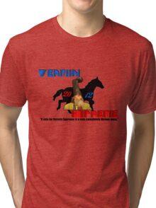Vermin Supreme Tri-blend T-Shirt