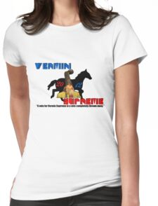 Vermin Supreme Womens Fitted T-Shirt
