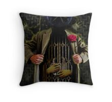 THE PRISONER OF TIME Throw Pillow