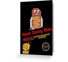 Hawt Dawg Man (The video game) - Life is Strange Greeting Card