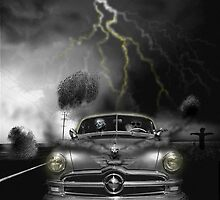 THUNDER ROAD by Larry Butterworth