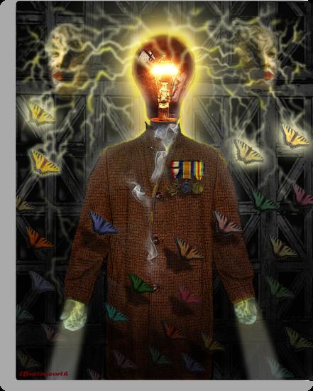 IDEA  MAN by Larry Butterworth