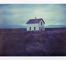 Cottage (Fine Art Photography Print, Polaroid) by Jeremy Klapprodt