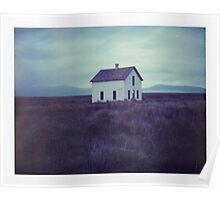 Cottage (Fine Art Photography Print, Polaroid) Poster