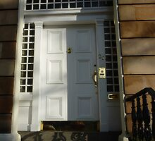 The Georgian Door by Fara
