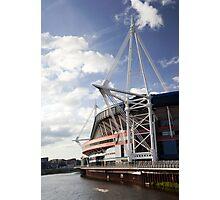 Cardiff Millennium Stadium Photographic Print