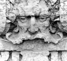 Facade Sculpture by kenspics