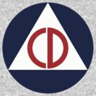 Civil Defense Emblem by ubiquitoid