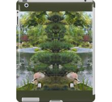 Japanese Garden Panorama iPad Case/Skin
