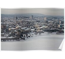 Gatineau - Quebec Poster