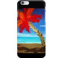 Feathered Palm Tree iPhone Case/Skin