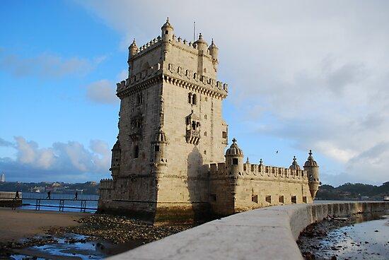 Belém Tower in Lisbon, Portugal by luissantos84