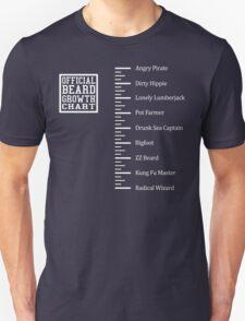 Funny Beard Ruler Shirt T-Shirt
