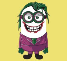 Parody Joker Minion One Piece - Short Sleeve