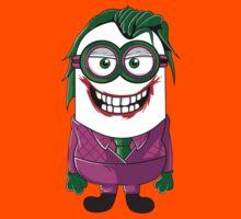 Parody Joker Minion Kids Tee