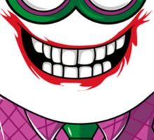 Parody Joker Minion Sticker