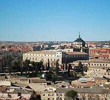 View of Toledo, Spain by luissantos84