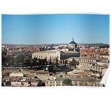 View of Toledo, Spain Poster